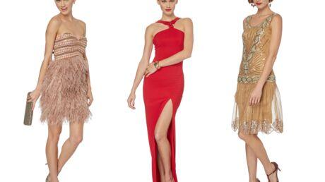 Offrez-vous une vraie robe de star dans la boutique Voici-Showroomprive