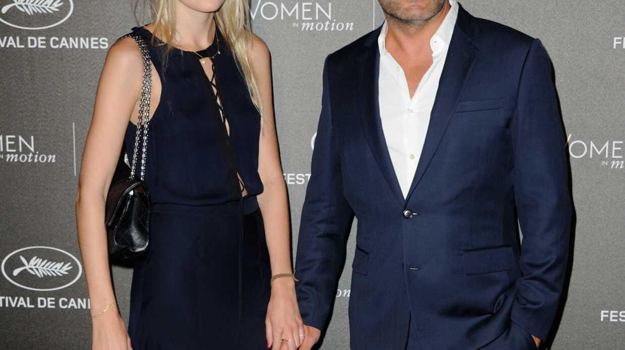 PHOTOS Cannes 2015: Gilles Lellouche prend la pose avec sa nouvelle compagne