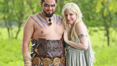 PHOTOS Game of Thrones : un couple de fans va se marier déguisé en Daenerys et Khal Drogo