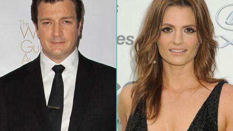 Castle: Nathan Fillion et Stana Katic ont dit adieu à leurs fans