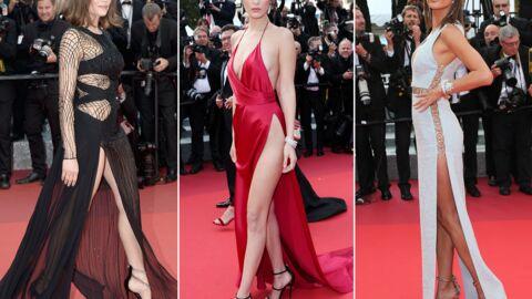 PHOTOS Cannes 2016: Laetitia Casta très sexy, Bella Hadid ose la tenue la plus hot du festival