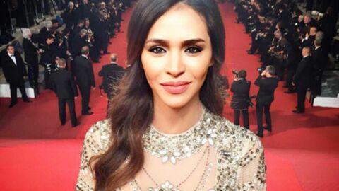 Cannes 2016: Leila Ben Khalifa canon pour sa première montée des marches!