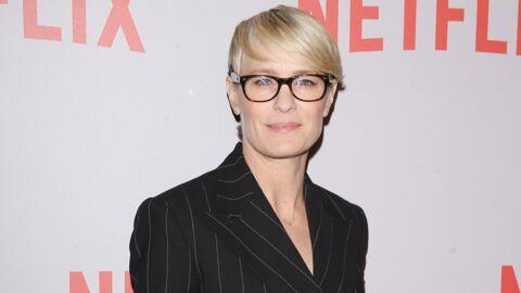 Robin Wright: trompée sur son égalité salariale avec Kevin Spacey dans House of cards, elle va se battre