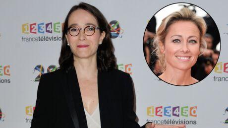 Anne-Sophie Lapix confirmée au 20h de France 2 à la place de David Pujadas