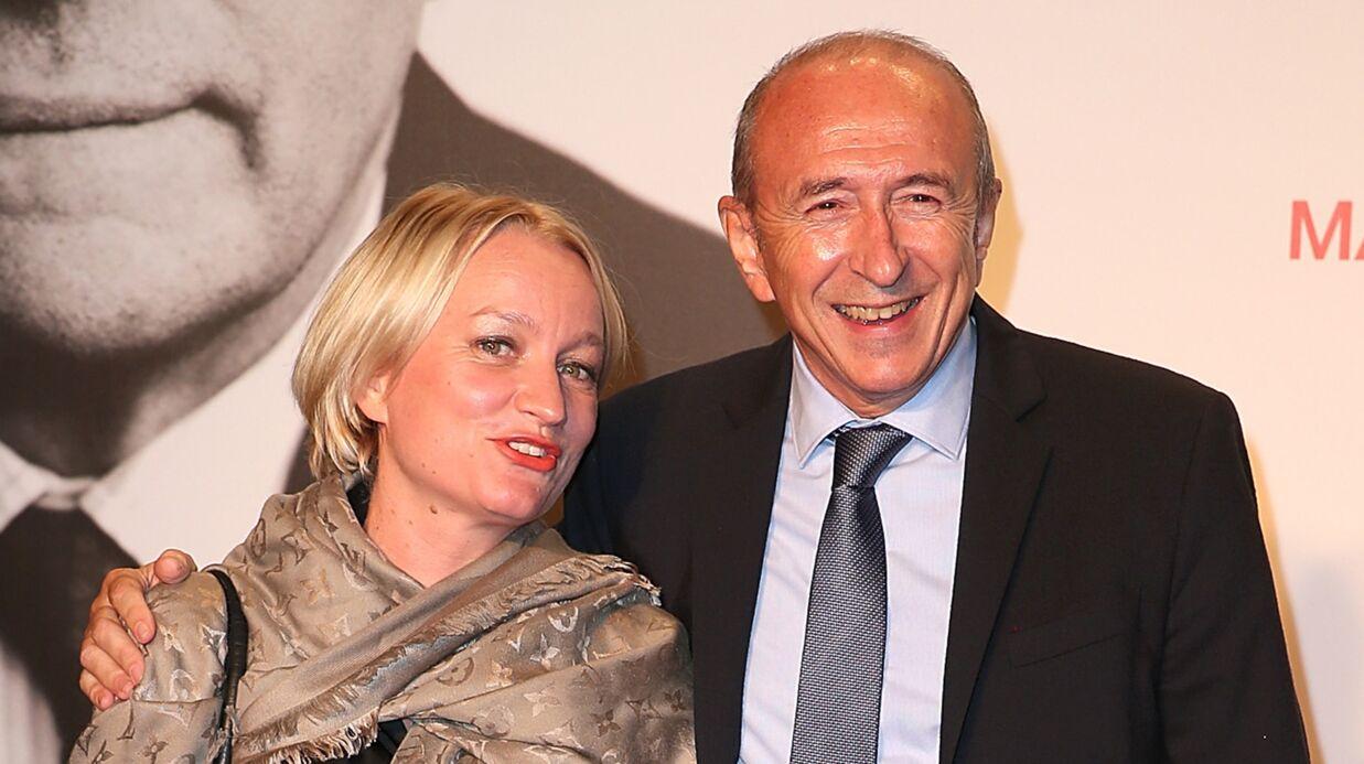 Qui est Caroline, la femme de Gérard Collomb, de 29 ans sa cadette?