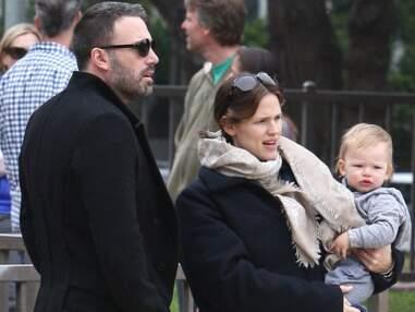 Jennifer Garner et ben Affleck fêtent la Saint Patrick en famille