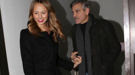 DIAPO George Clooney et Stacy Keibler toujours en couple
