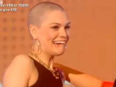 Jessie J se fait raser la tête