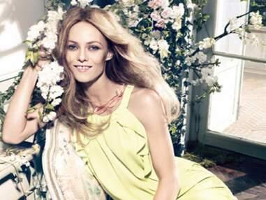 DIAPO : Les premières photos de Vanessa Paradis pour H&M