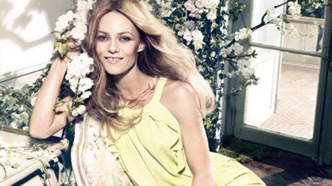 DIAPO Les photos de la campagne de Vanessa Paradis pour H&M