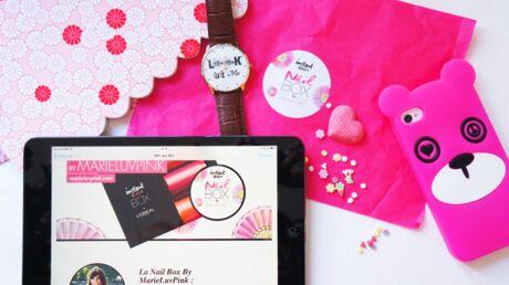 La folie des box par notre blogueuse mode Marieluvpink