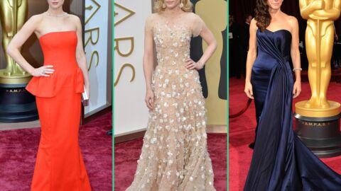 Classement – Découvrez quelle actrice portait la tenue la plus chère des Oscars 2014