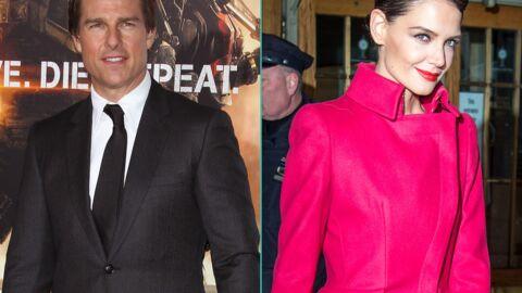 Même pour leur fille, Tom Cruise et Katie Holmes refusent de se parler