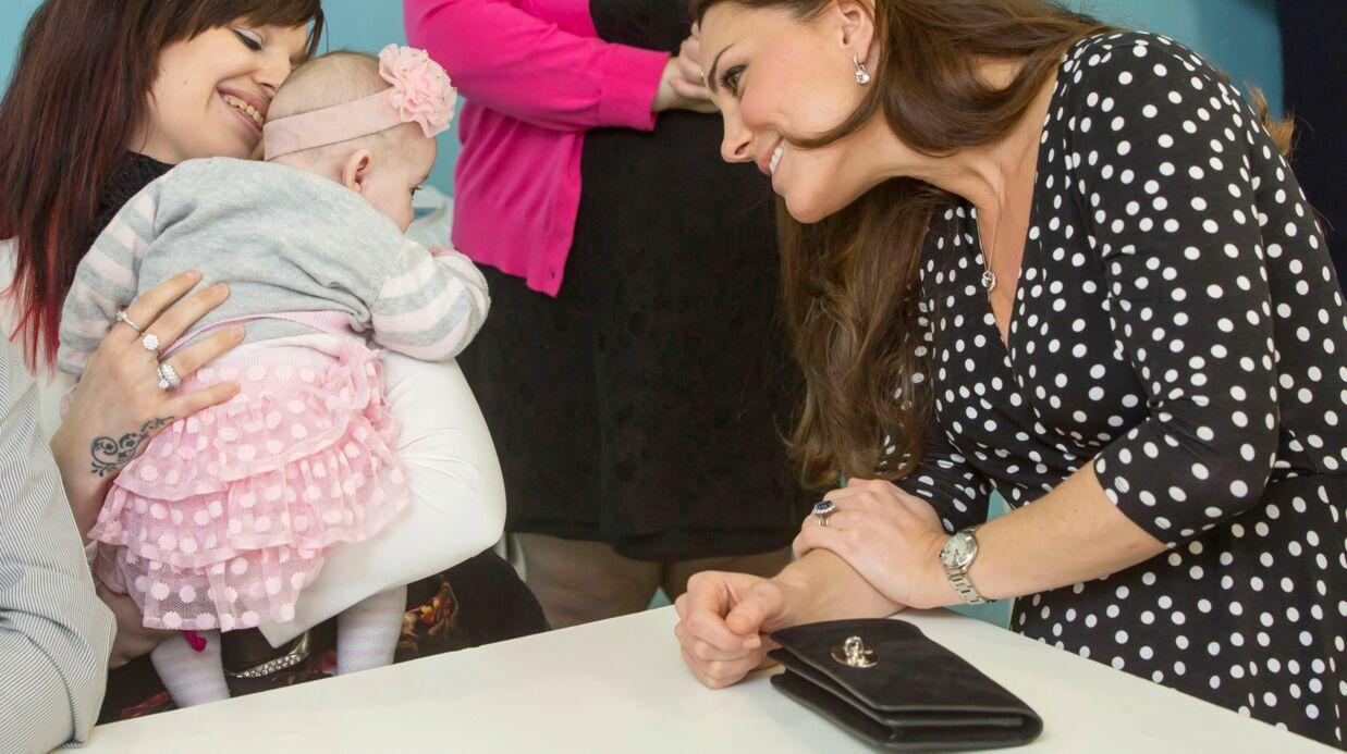 Kate Middleton révèle quand elle va accoucher