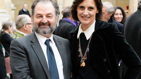 Inès de la Fressange et Denis Olivennes: poursuivis par une ex-employée, ils ont préféré passer un accord