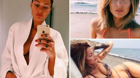 Caroline Receveur: nous vous proposons le meilleur de ses photos sexy sur Instagram!