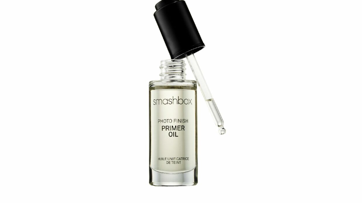 Smashbox Photo finish Primer oil : la base de teint huile