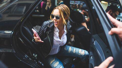Nabilla amusée par son sosie sur une publicité pour une automobile au Maroc