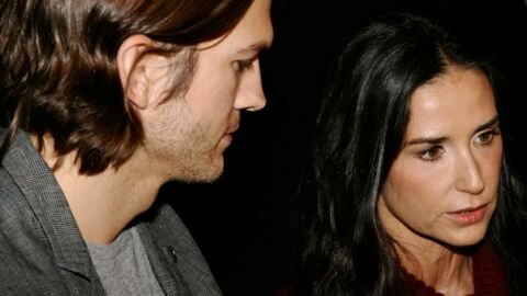 Demi Moore divorce d'Ashton Kutcher