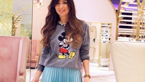 Marieluvpink vous conseille: comment porter la jupe plissée
