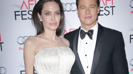 Angelina Jolie et Brad Pitt: leur superbe photo d'amoureux en une de Vanity Fair