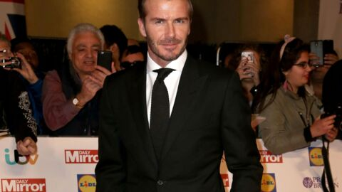 David Beckham sacré l'homme le plus sexy du monde