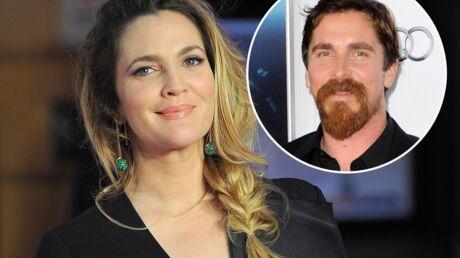 Drew Barrymore a eu un rencard avec Christian Bale et elle n'a jamais rappelé