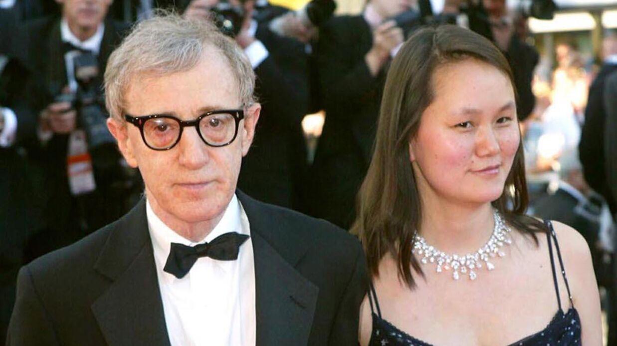 Woody Allen: énorme malaise quand il présente son épouse comme «sa femme-enfant»