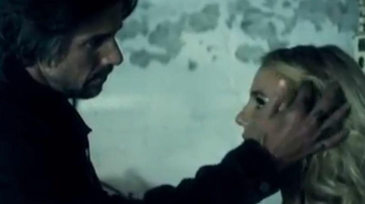 VIDEO Britney Spears hot dans son nouveau clip Criminal