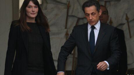 Carla Bruni: «Vivement que ça se termine»