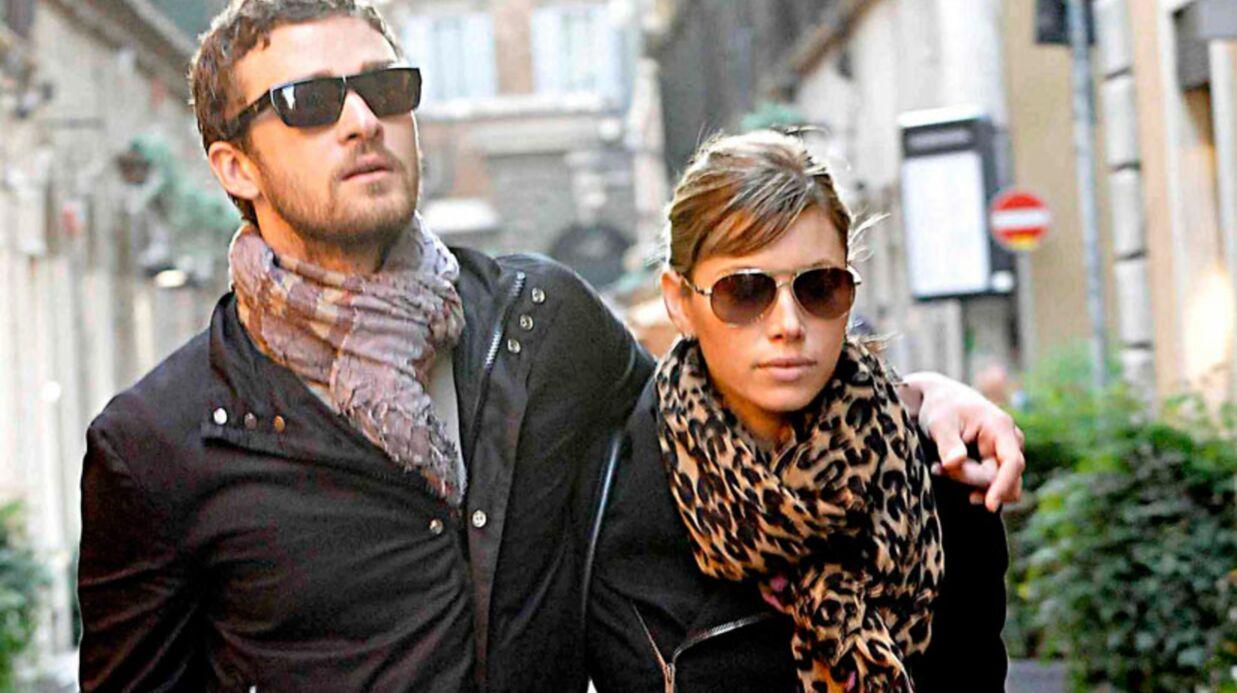Justin Timberlake et Jessica Biel se marient près de Naples ce week-end