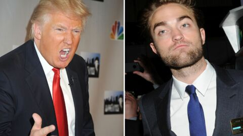 Donald Trump incite Robert Pattinson à quitter Kristen Stewart