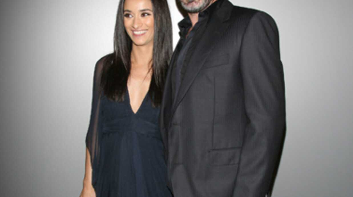 Eric Cantona et Rachida Brakni parents d'une petite fille