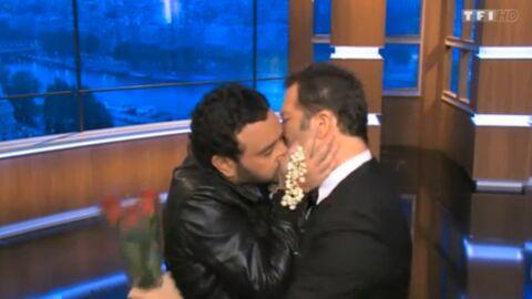 VIDEO Arthur et Cyril Hanouna s'embrassent pour faire la paix