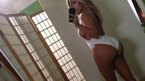 Kim Kardashian, ses fesses et le maillot blanc: doit-on cacher son corps quand on devient mère?