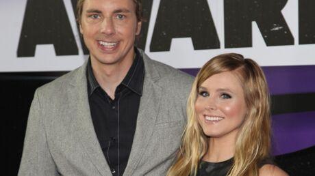 Kristen Bell (Veronica Mars) et Dax Shepard se sont mariés