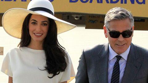 La nouvelle Madame Clooney devient la londonienne la plus influente