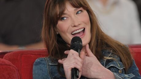 Carla Bruni : bientôt un one-woman-show ?