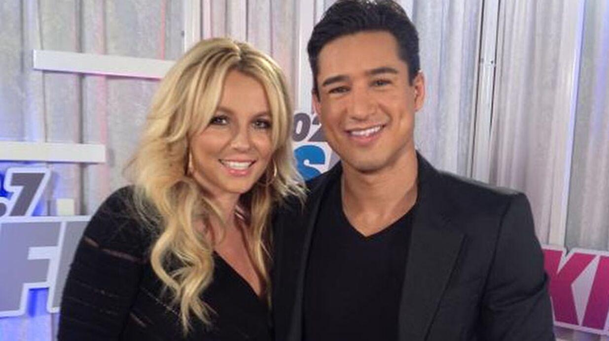 Britney Spears aurait eu une aventure avec Mario Lopez