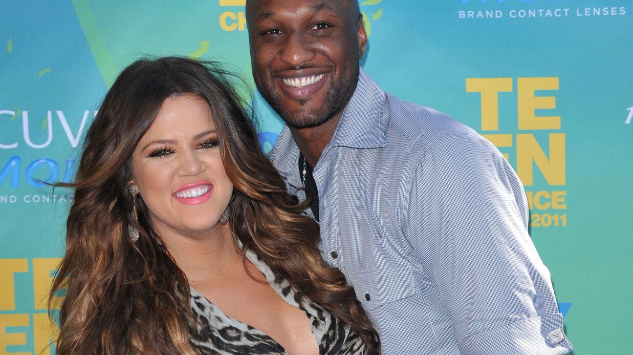 Lamar Odom: entouré par la famille Kardashian, son état de santé s'améliore