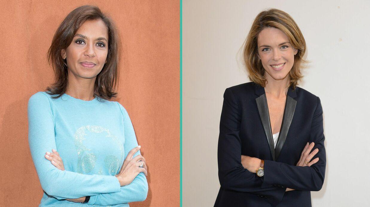 Julie Andrieu dézingue l'émission de Karine Le Marchand