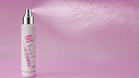 Noxidoxi protège aussi les cheveux contre la pollution