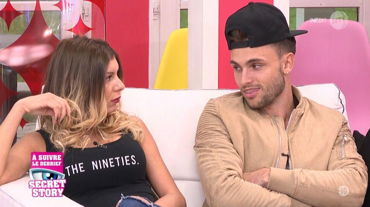 Secret Story 10: Bastien nominé (pour de faux) face à Sarah