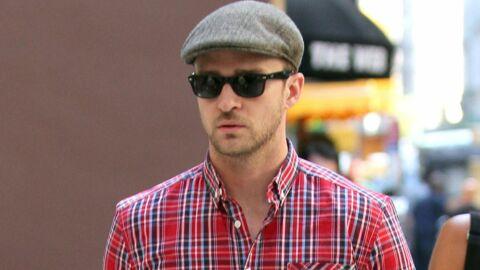 Justin Timberlake: ce n'est pas lui sur les photos
