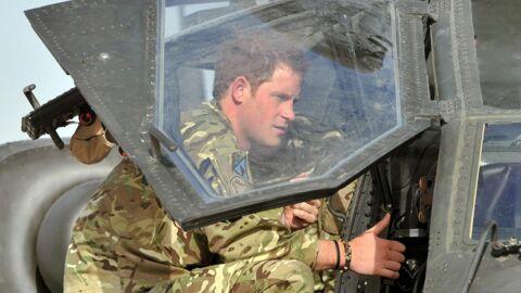 Le prince Harry bénéficie d'une sécurité renforcée en Afghanistan