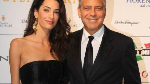 George Clooney: la famille d'Amal Alamuddin paierait la facture du mariage