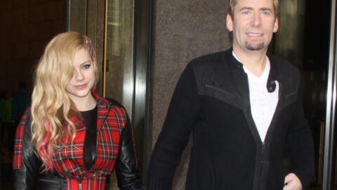 Avril Lavigne divorcerait après un an de mariage