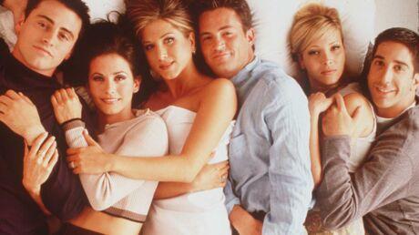 DIAPO Friends: à leurs débuts, ils ressemblaient à ça!
