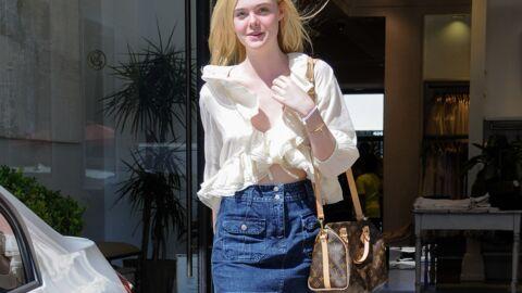 Tendance: la jupe en jean