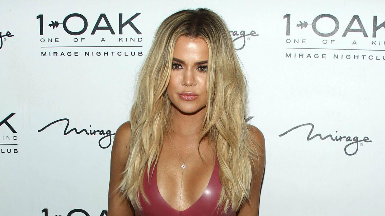 Khloé Kardashian officialise sa relation avec Tristan Thompson